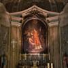 Św. Wawrzyniec udzielający chrztu Hipolitowi i jego rodzinie, Giovanni Battista Speranza, kościół San Lorenzo in Fonte