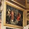 Św. Wawrzyniec z biednymi przed cesarzem Walerianem, Giuseppe Creti, kościół San Lorenzo in Lucina