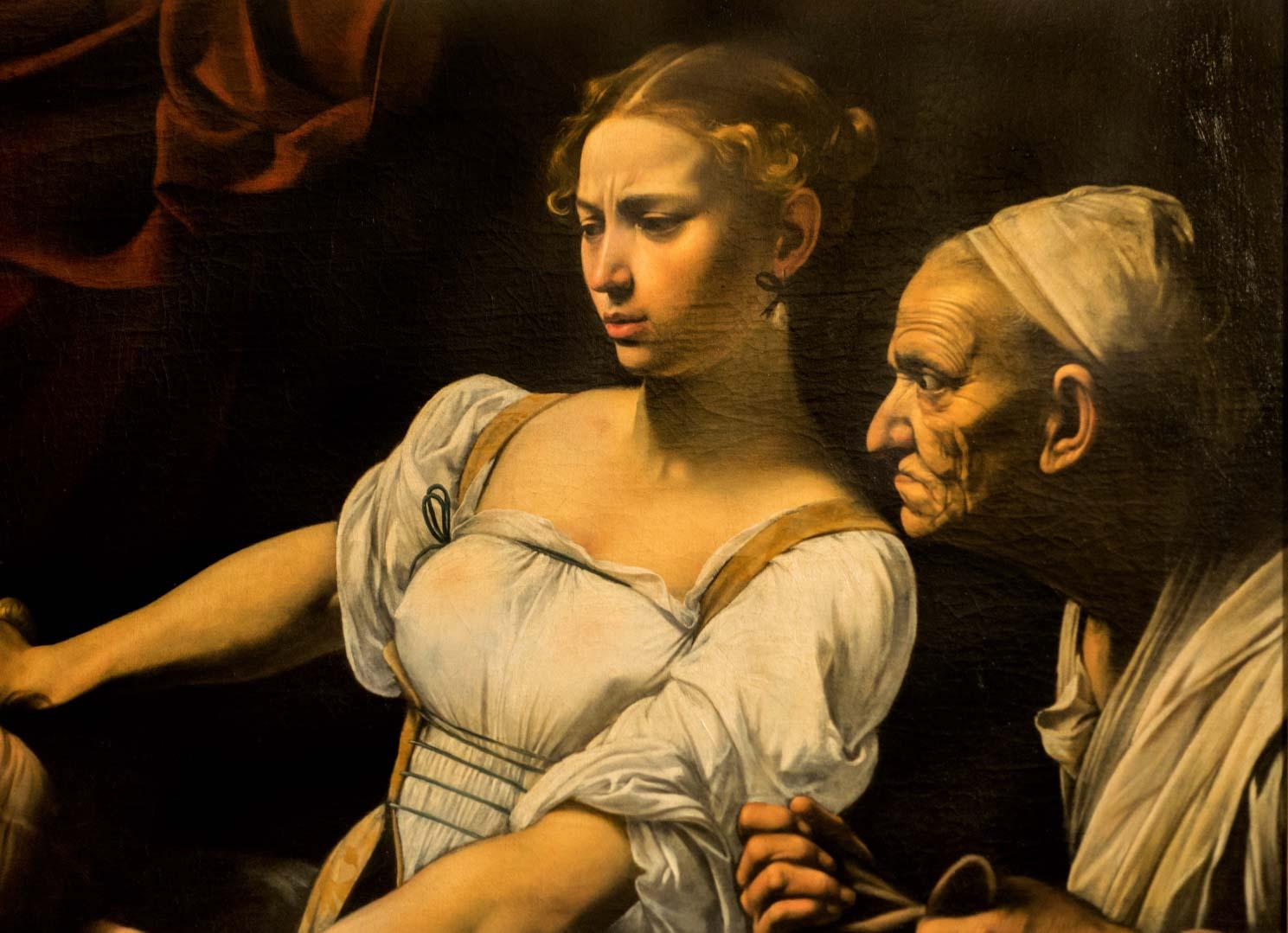 judith und holofernes caravaggio